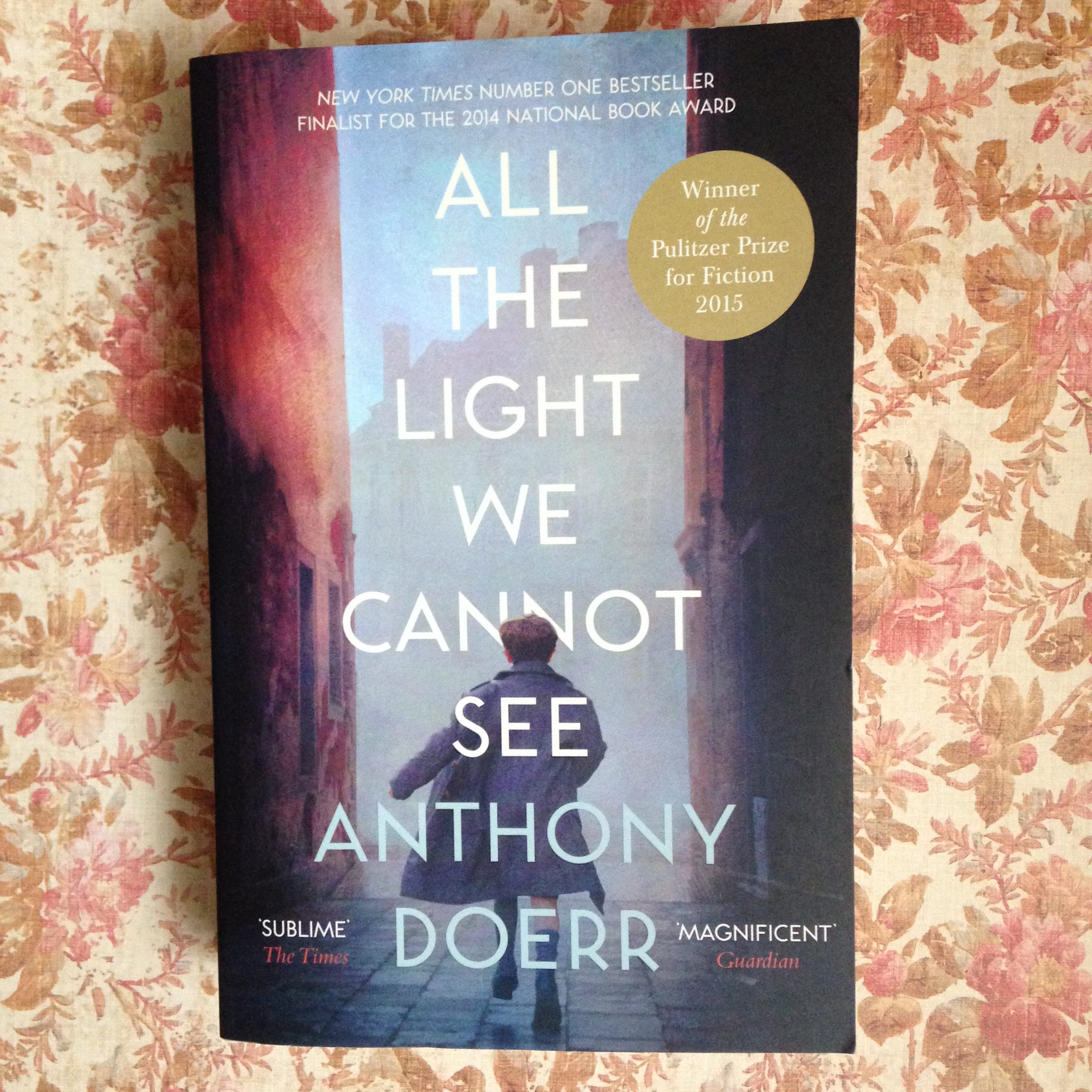 U201cAll The Light We Cannot Seeu201d By Anthony Doerr